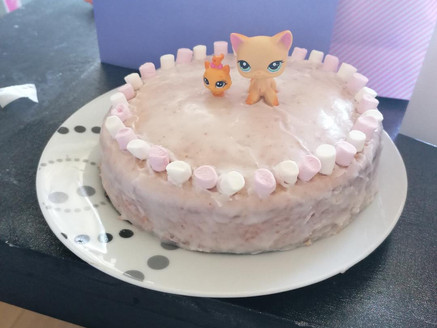 Mothers Day Cake….Made With Tears
