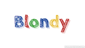 Blondy's People…..