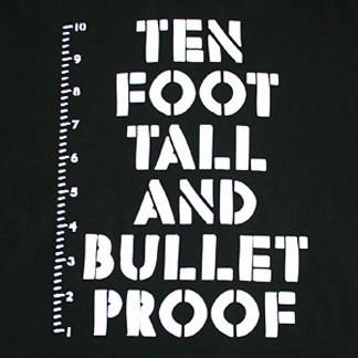 10 foot tall