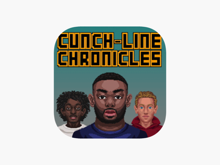 Cunch Line Chronicles… Lets get this taken down now!
