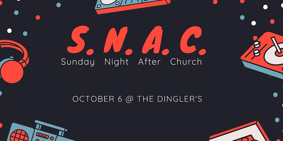 SNAC (Sunday Night After Church)