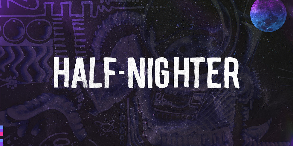 Youth New Year's Eve Half-Nighter