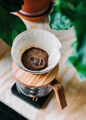 Gefilterde koffie
