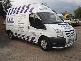 Flavin vehicle repairs Basildon