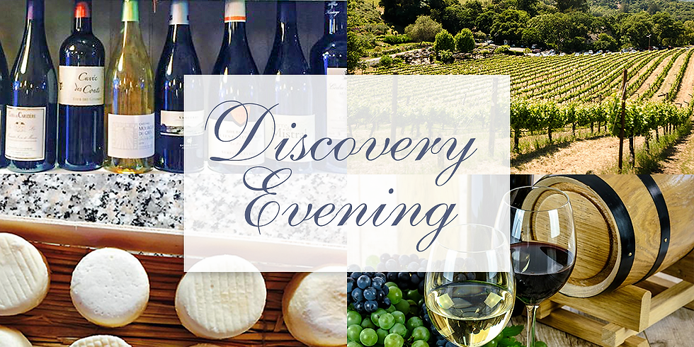 Discovery Evening - Night 1