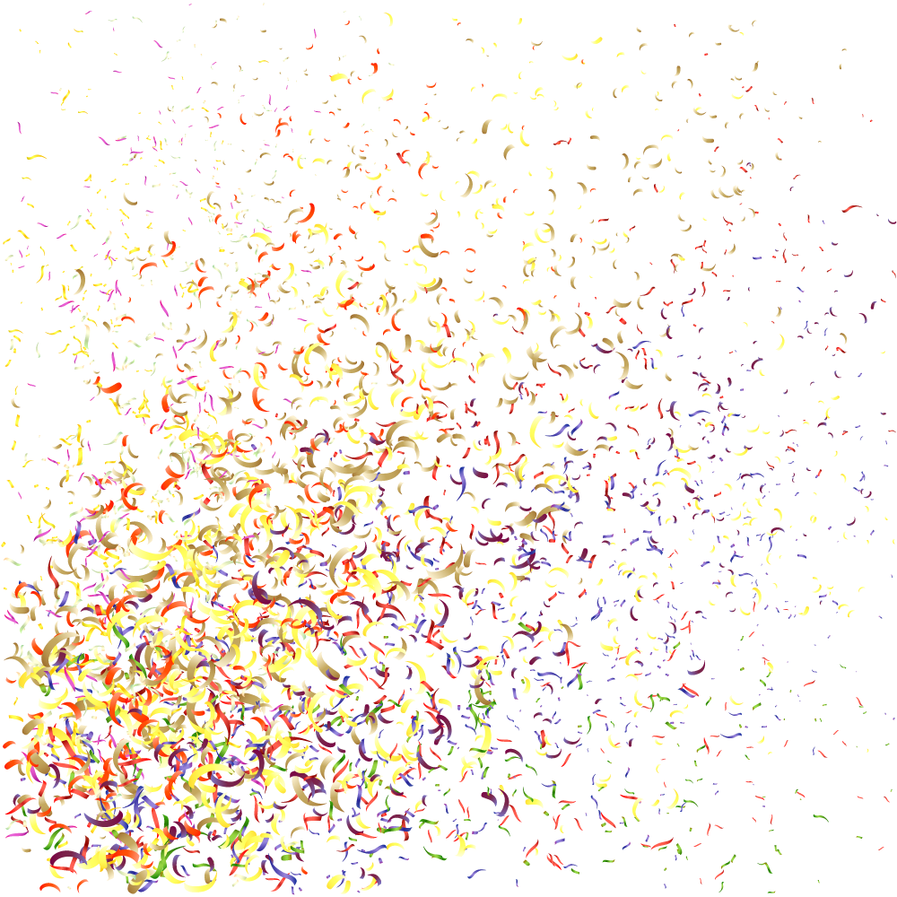 Ráfaga de confeti