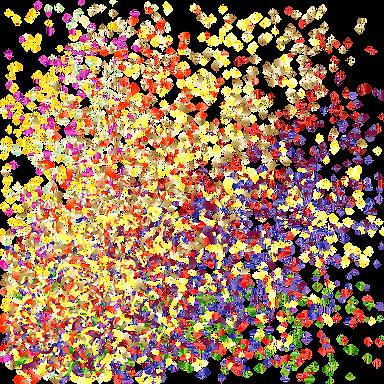 color blow