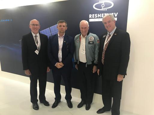 Aurora Attends Bahrain International Airshow 2018