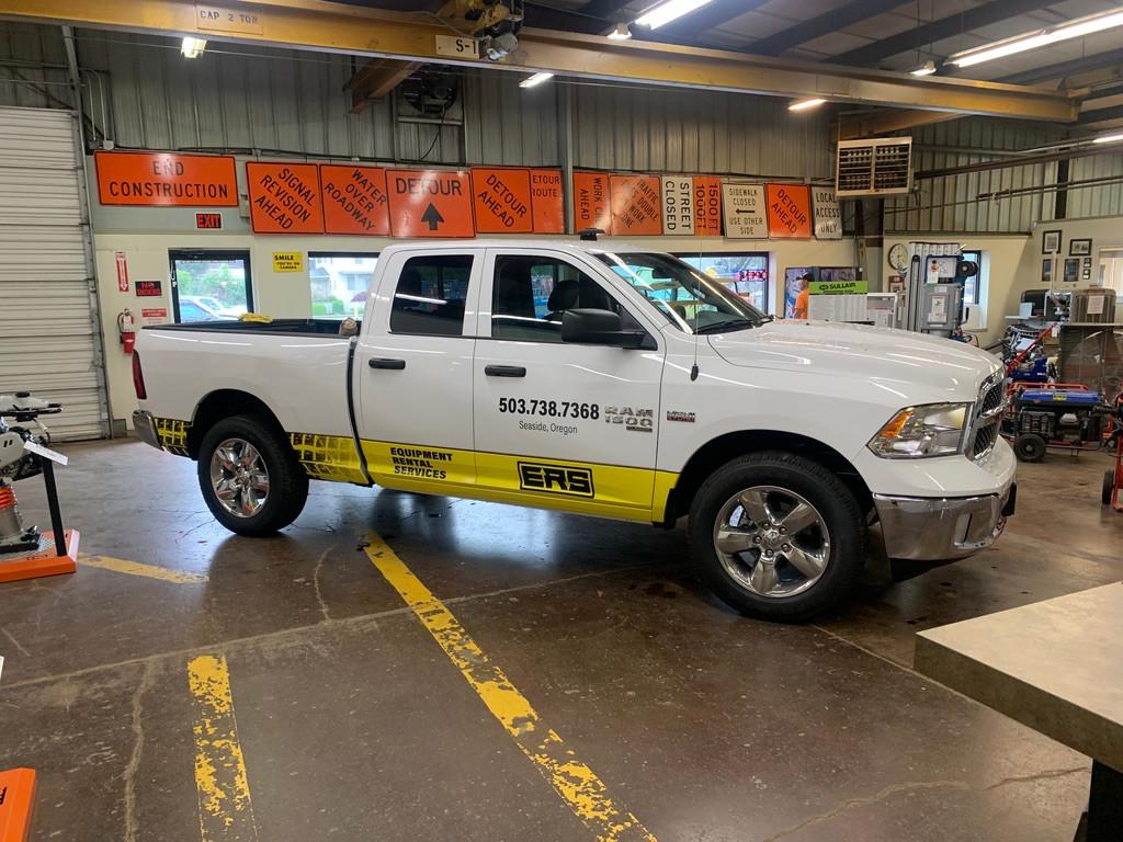 ERS Field Truck