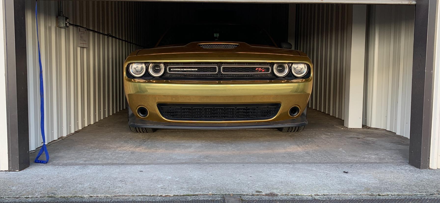 Challenger Gold Chrome
