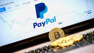 Популярность приложения PayPal для торговли криптовалютой превзошло ожидания