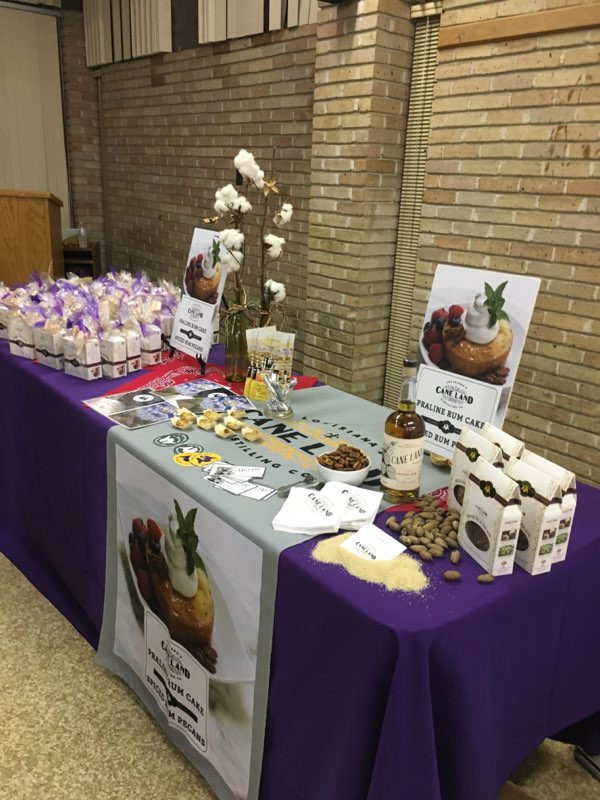 LSU Ag Center Event