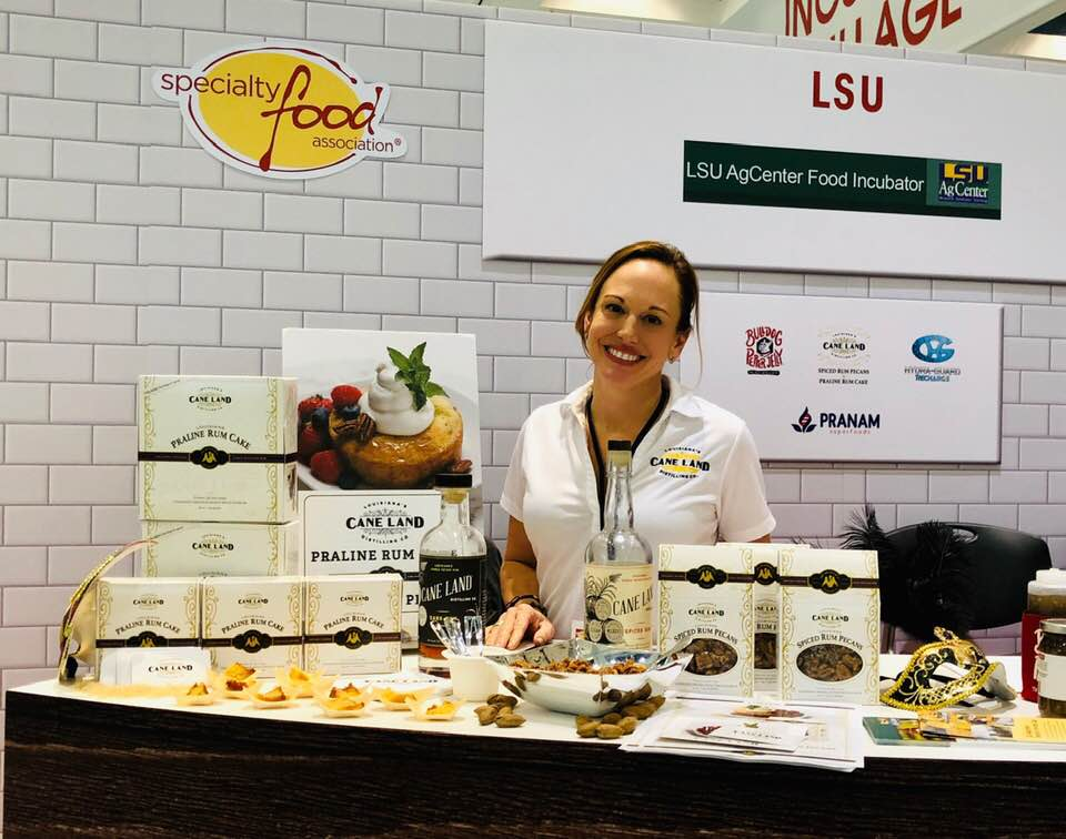 Fancy Food Show in San Francisco, CA