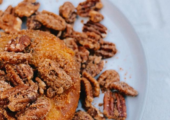 Cane Land Rum Cake