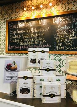 Heather V's Cafe