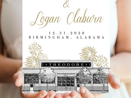 Top 5 Wedding Stationery of 2020