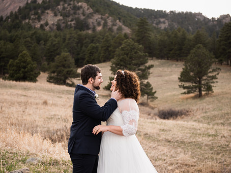Elopement- Our Story