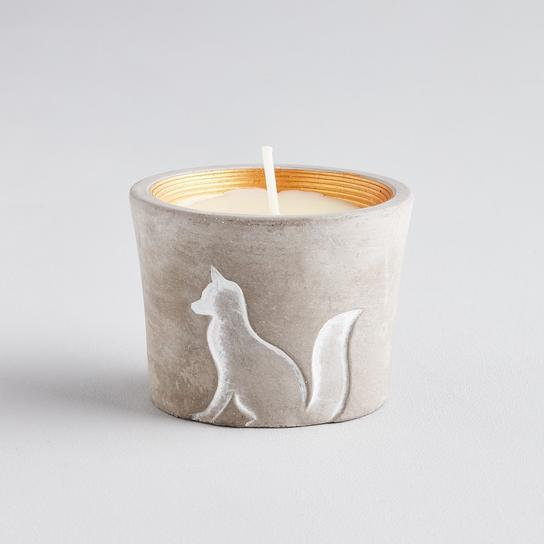 Fox Winter Thyme Candle