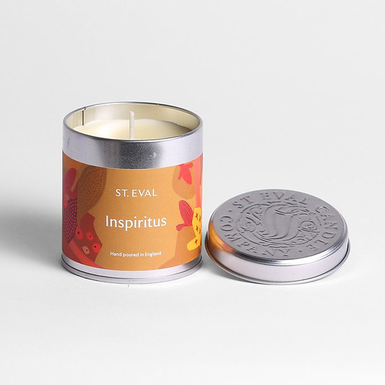Inspiritus Candle Tin