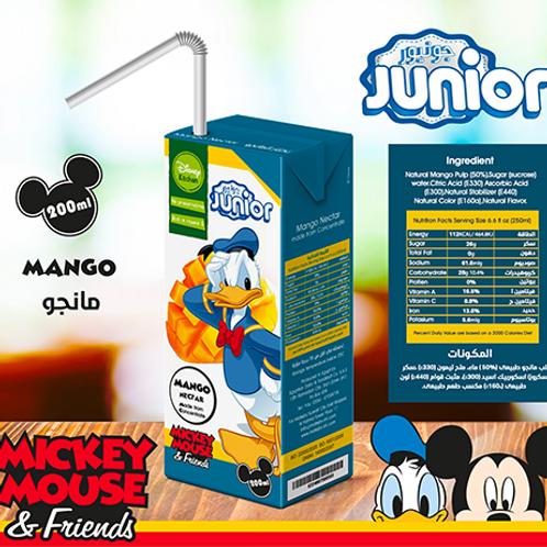 JUNIOR Mango Nectar - Daisy  نكتارالمانجو جونيور