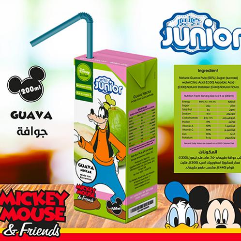 JUNIOR Guava Nectar - Daisy  نكتارالجوافة جونيور
