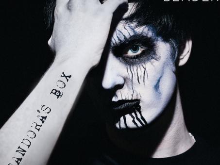 """KIF BENDER Releases Eclectic Metal Concept Album """"PANDORA'S BOX"""""""