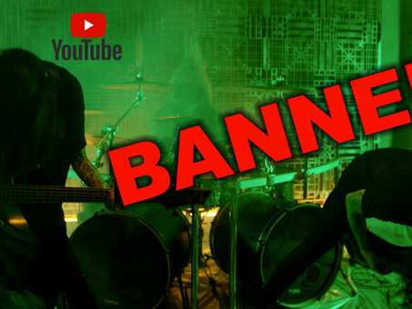 """SORDES DOMINUM Banned From YouTube After Releasing Debut Single """"EXILLIUM"""""""
