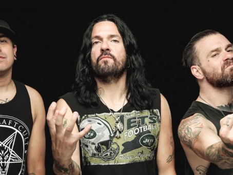 "PRONG Releases ""Age Of Defiance"" EP On STEAMHAMMER RECORDS"