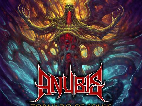 "ANUBIS Releases Megadeth Cover ""TORNADO OF SOULS"" Via CLEOPATRA RECORDS"