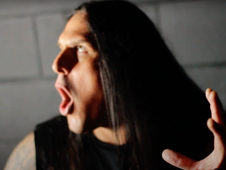 """MARHEFKA Releases Crushing New Single & Video """"SERPENTS AND STORMS"""""""