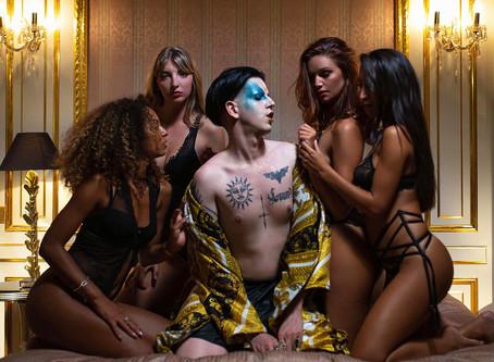 "ALEXANDER BLACKSTAR Releases New Single & Video ""SWEET DREAMS"""