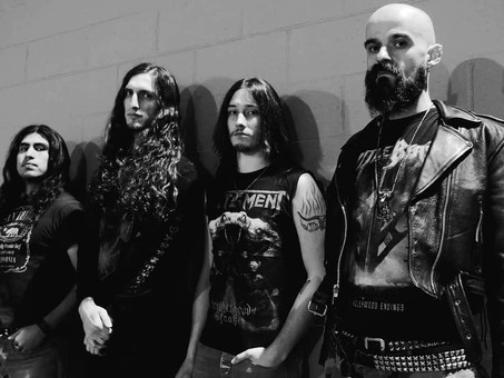 "ANUBIS Releases Aggressive & Melodic EP ""HURRICANE OF HATE"" on CLEOPATRA RECORDS"
