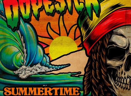 "DOPESICK Releases New Reggae/Rock Single ""SUMMERTIME"" Feat. H.R. of BAD BRAINS"