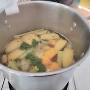 น้ำสต๊อกผัก