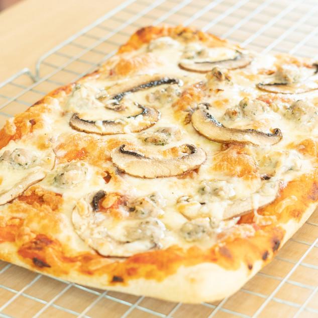 เรียนทำพิซซ่า