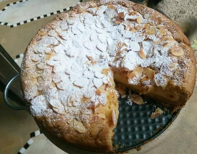 Torta Della Nonna #เค้กคุณยาย