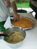 Farinataแผ่นแป้งบางๆ กรอบๆ อาหารที่มีต้นกำเนิดมาจากเมือง#Genoa