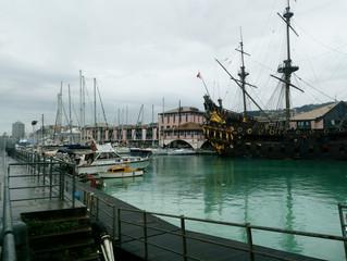 เที่ยววันฝนพรำที่เมือง เจโนวา#Genovaหรือ เจนัวกันค่ะ เมืองท่าที่สำคัญและเป็นเมืองต้นกำเนิดซอสเพสโต
