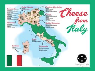 เจาะลึก 10 ชีสอิตาลี ที่คนรักชีสห้ามพลาด