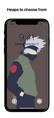 anime wallpaper dragon ball naruto death note ios app iphone appstore