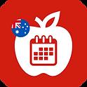 australia whv working holiday harvest calendar fruit picking visa second farm ios app iphone appstore