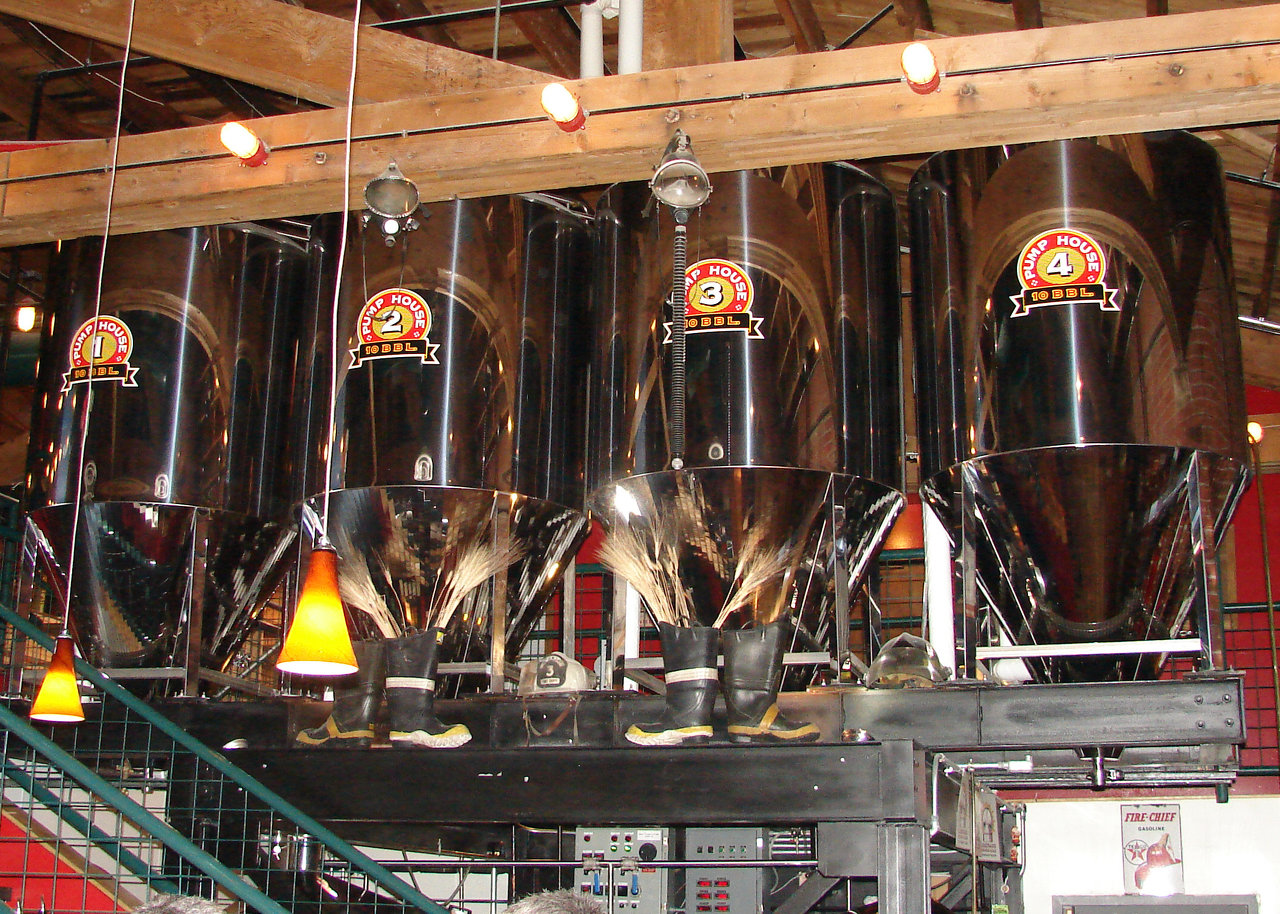 Stainless Steel Brew Tanks
