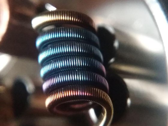 26/36 Fused Claptons