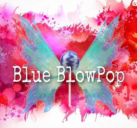Blue Blow Pop