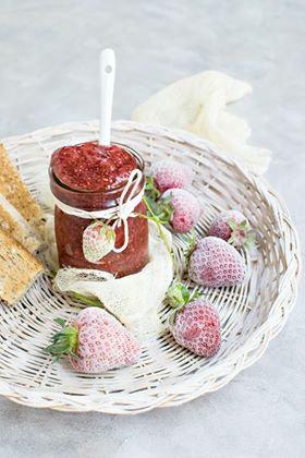 Strawberry Ice Box Jam