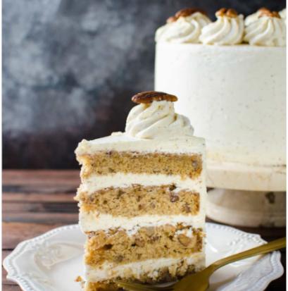 Maple Butter Cake by mlNikon