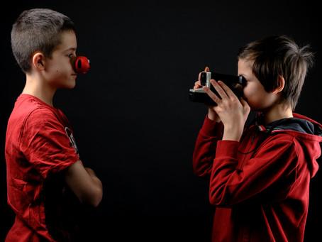 Rode neusjes