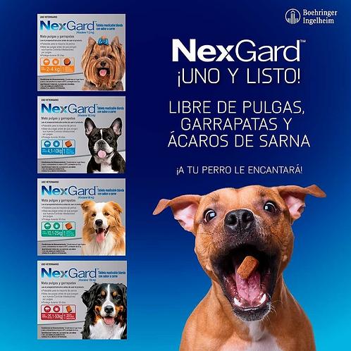 Nexgard 2-4 kilos