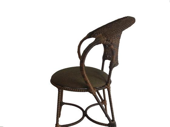 Cadeiras curitíba com estofado fixo cd 11 c.ef