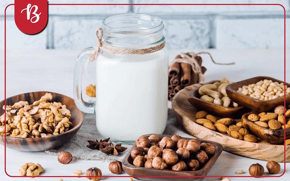 Những lợi ích sữa hạt cần biết